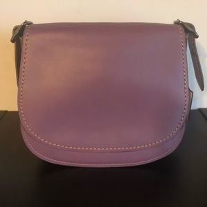 9084e6086589 ✳️Authentic✳ Coach 1941 75th ann. saddle bag